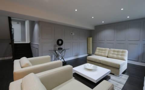 basement renovation cost toronto
