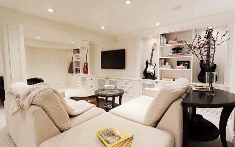 luxury basement toronto