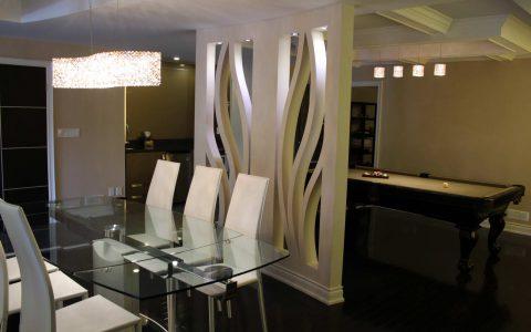 luxury basement oakville
