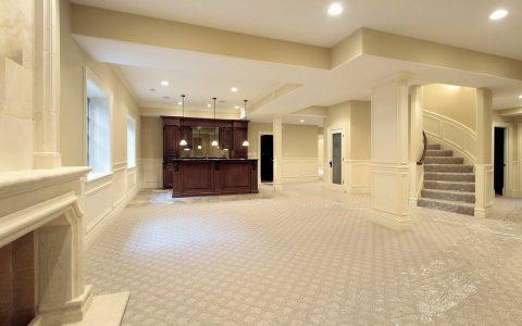 luxury basement ideas