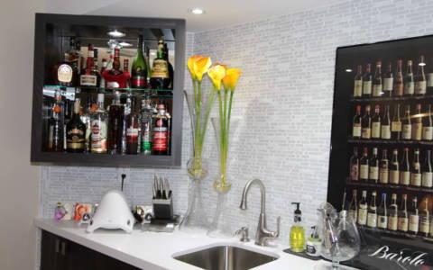 basement bar markham