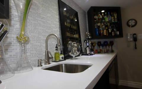 basement bar oakville