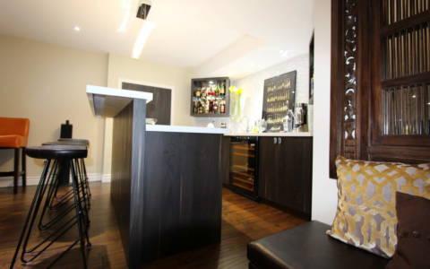 basement bar thornhill