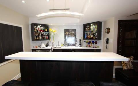 basement bar toronto