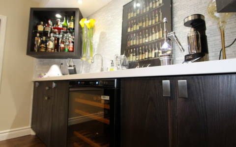 basement bar woodbridge