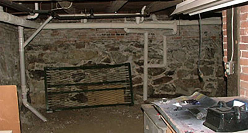 basement foundation