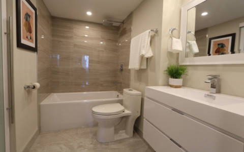 bathroom remodeling north york