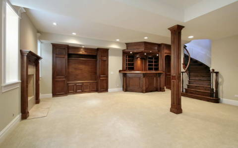 high end basement toronto