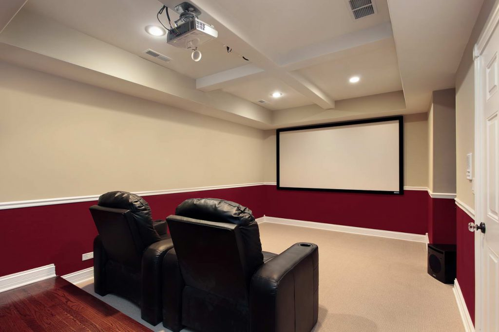 home theater concord