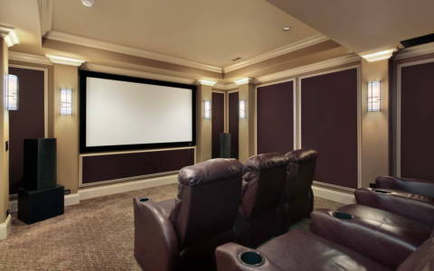 home theater king city
