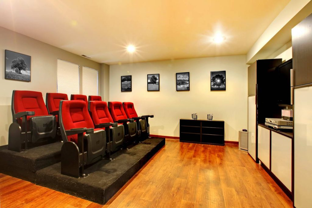 home theater markham