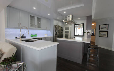 kitchen remodeling gta