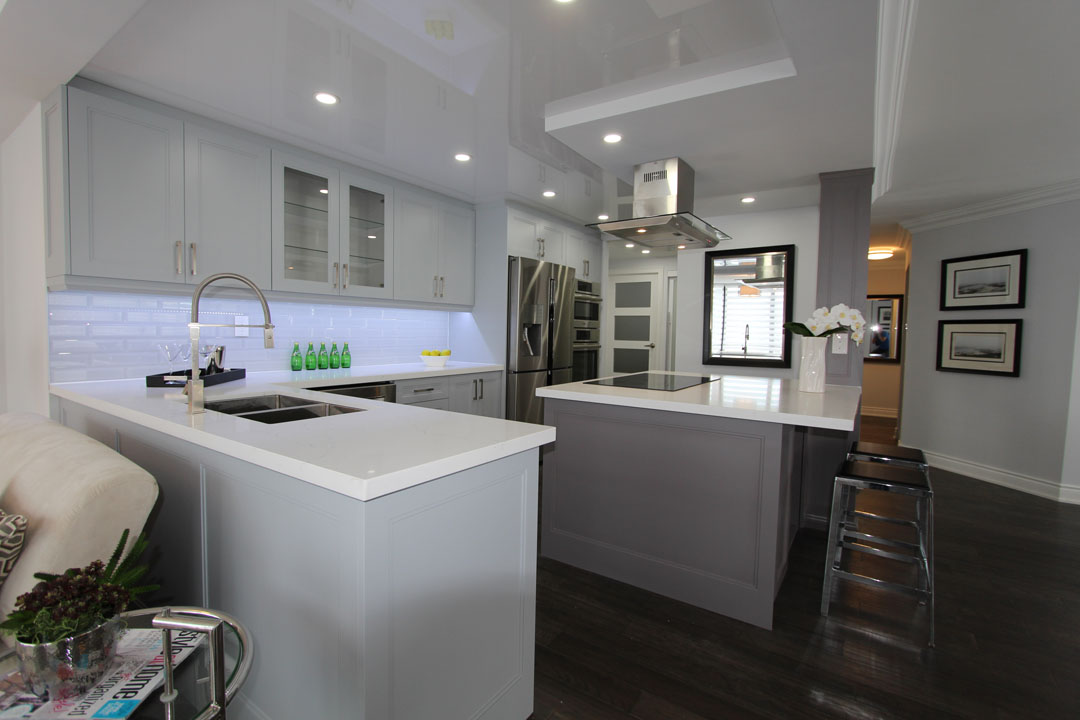 Kitchen Renovation and Remodeling Service