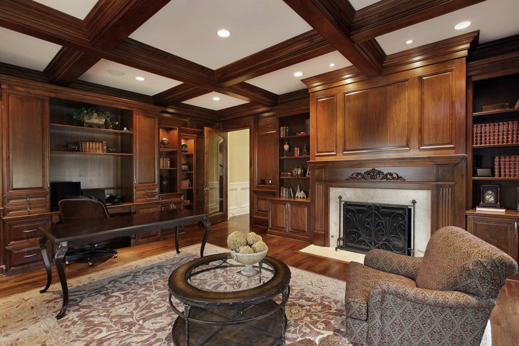luxury basement design