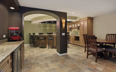 luxury basement renovation toronto