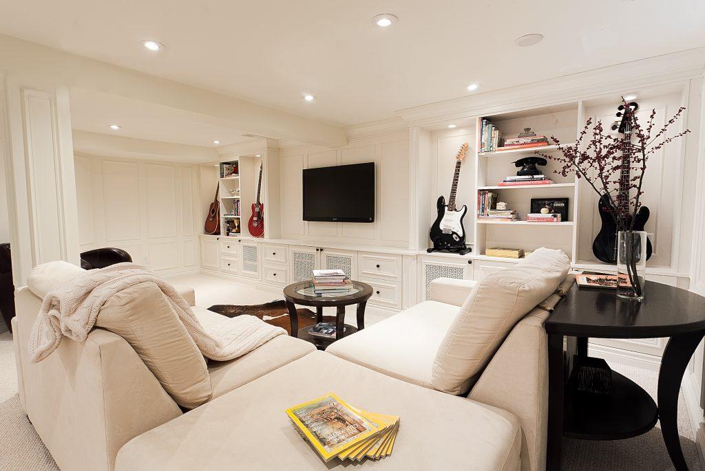 modern-finished-basement
