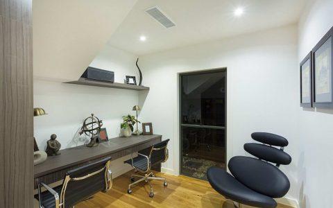 basement office design