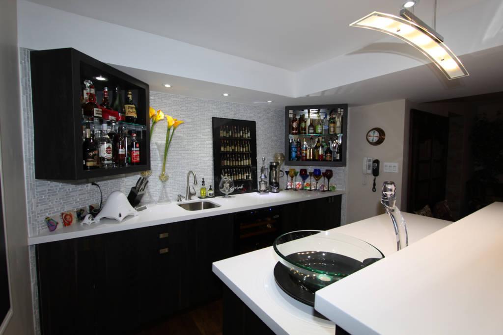 Basement-bar