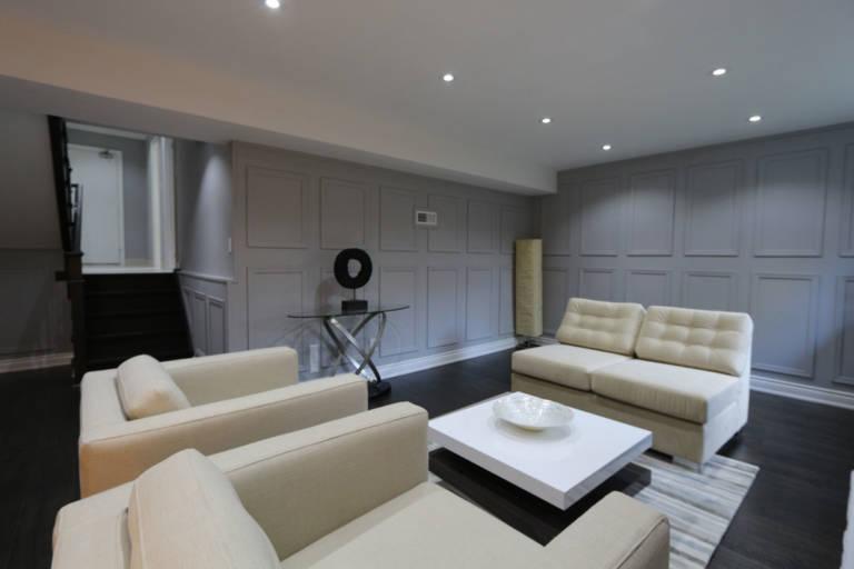 renovate a basement