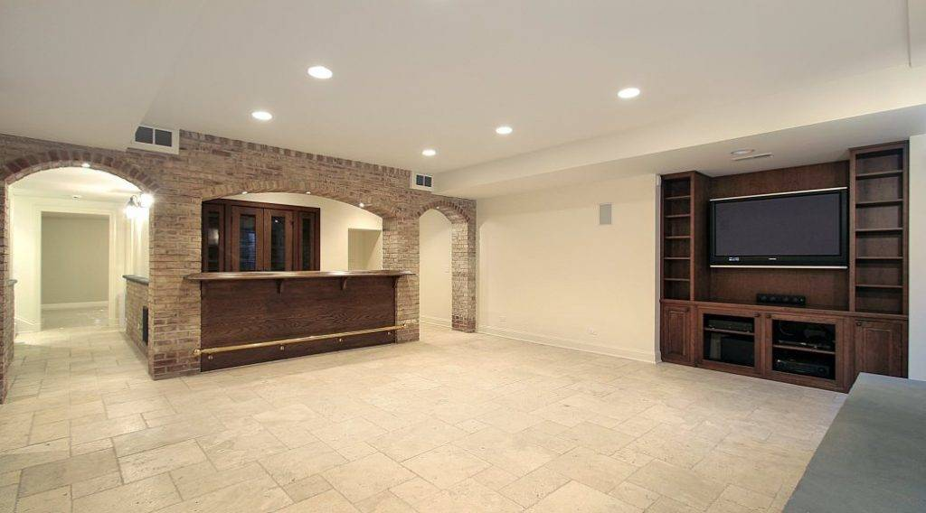 basement contractors renovation