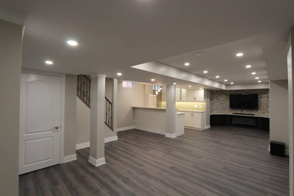 basement renovation toronto
