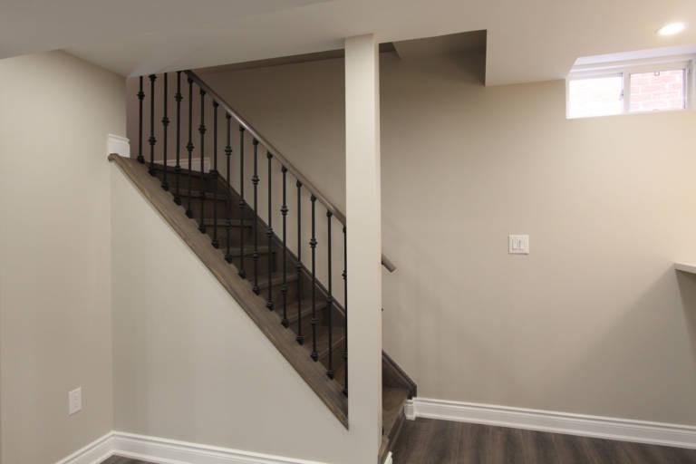 finished basement gta