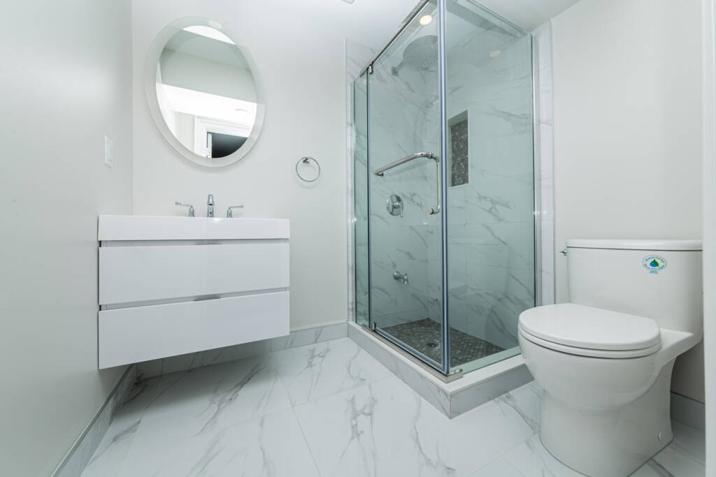 Amazing Remodeling Bathroom Project by Maple Reno