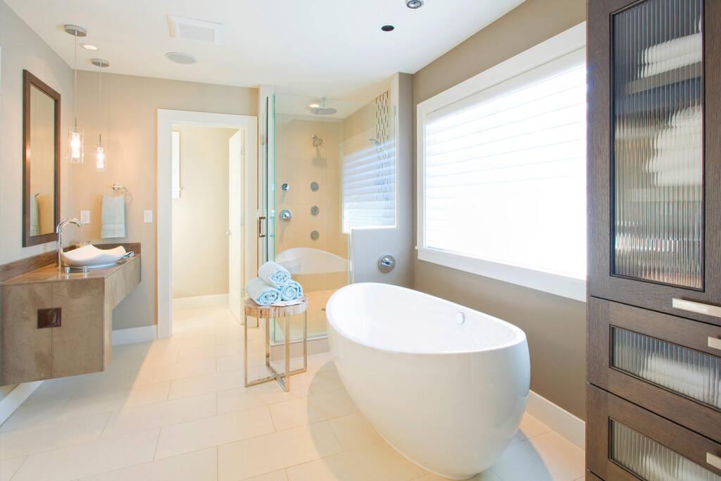 Custom Bathroom Renovation Project Newmarket