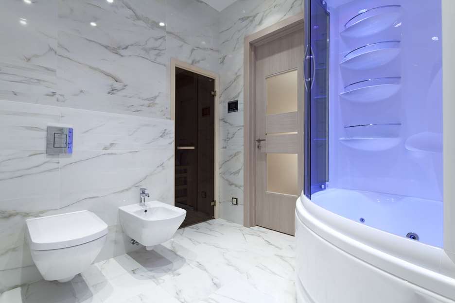 Amazing Master Bathroom Renovation Project in Barrie