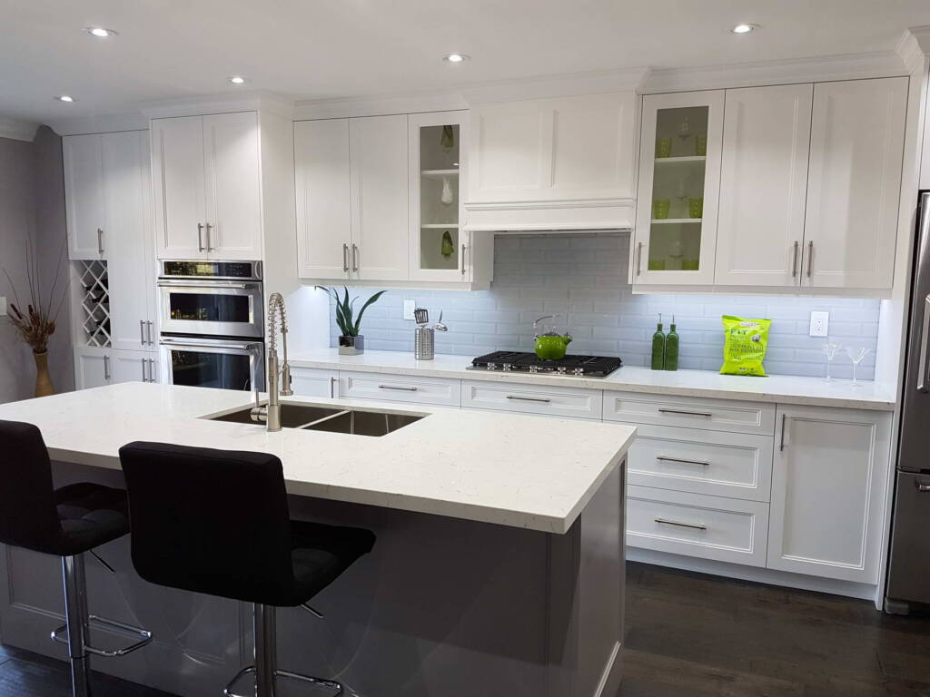 Custom Remodeling Kitchen Project by Maple Reno Etobicoke