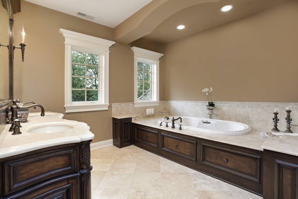 Basement Bathroom Finishing Project in Aurora